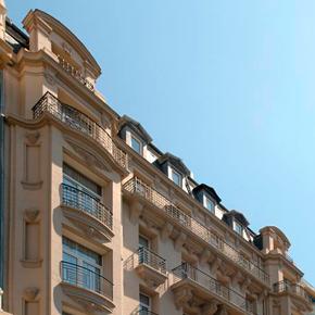 Hôtel Amirauté Toulon