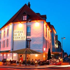 Hôtel de la Cloche Dole