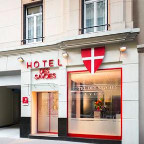 Hôtel Des Savoies Lyon Perrache
