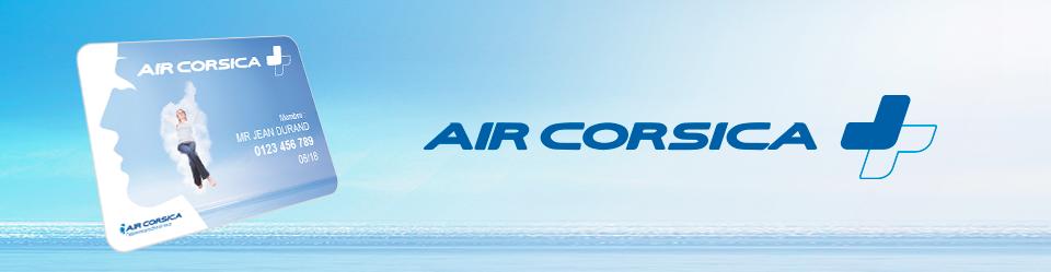 Air corsica plus