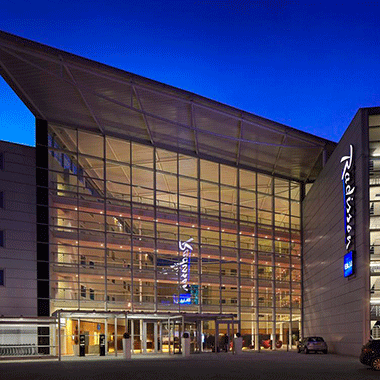 Hôtel Radisson Blu London Stansted Airport