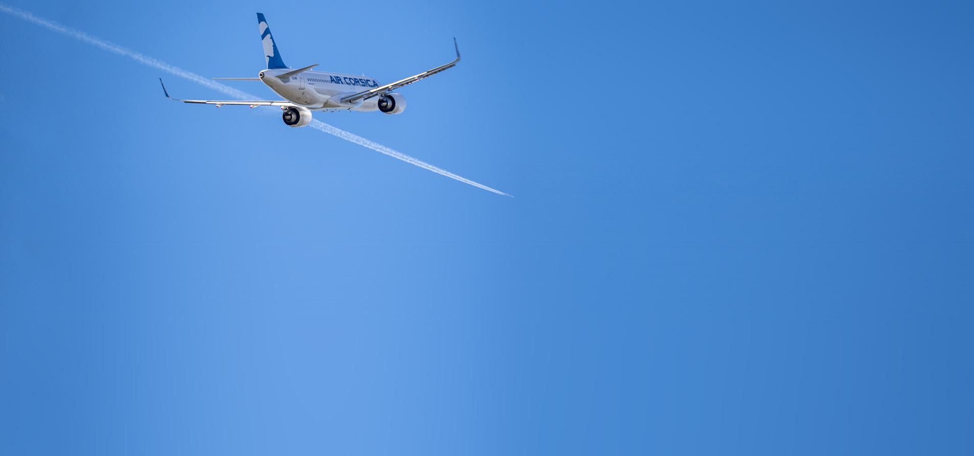 A320 Neo Air Corsica