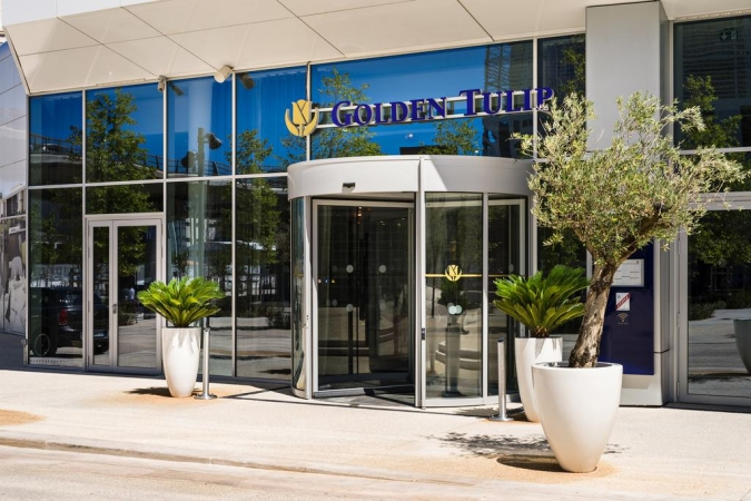 Hotel Golden Tulip Aeroport Marseille